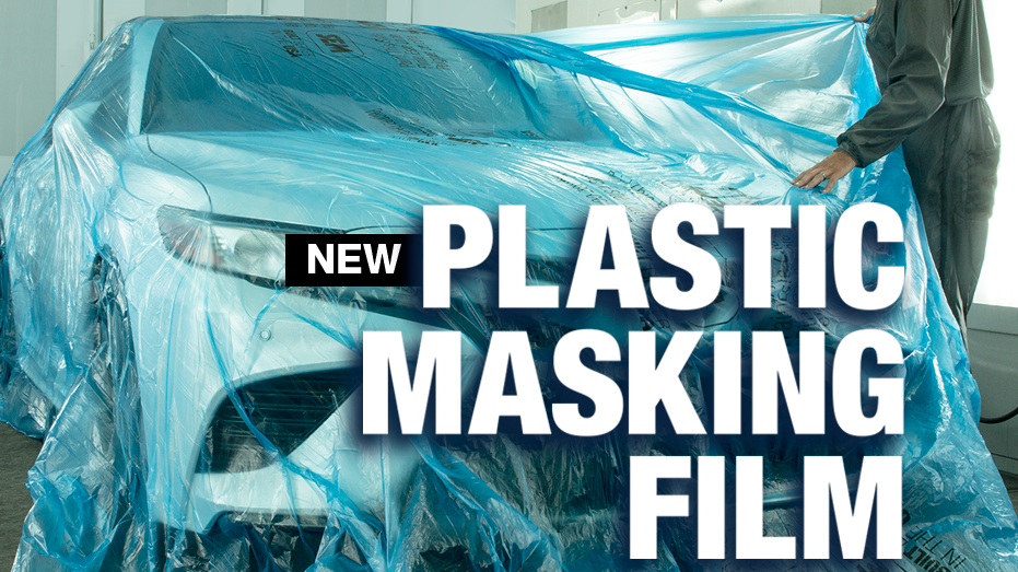 New Plastic Masking Film from SEM Products