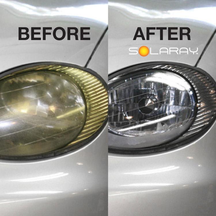 How To Professionally Restore Headlight Lenses