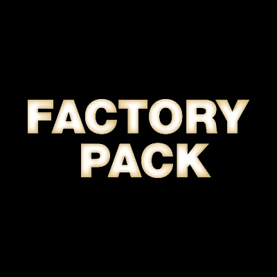 Factory Pack™