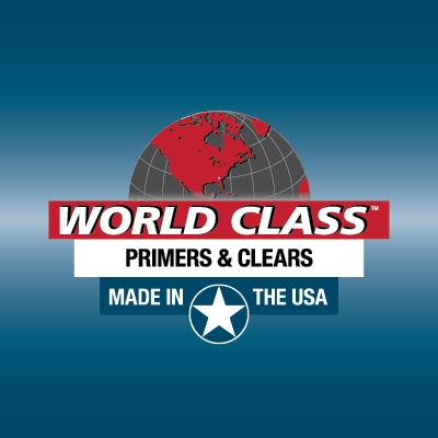 World Class™ Primers & Clears