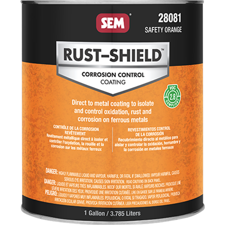 Rust Shield™  - 28081