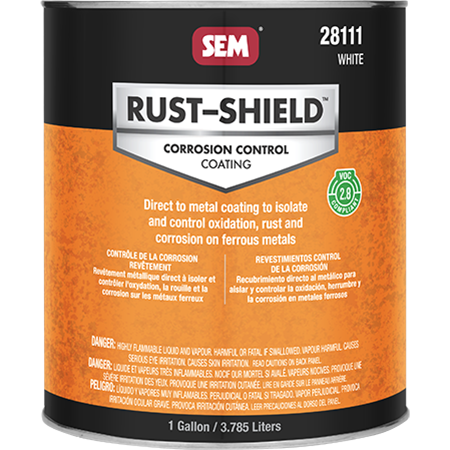Rust Shield™  - 28111