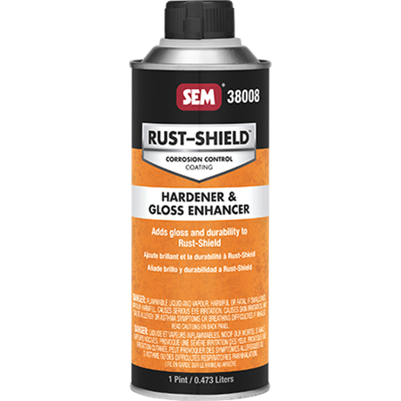 Rust Shield™ Hardener and Gloss Enhancer - 38008