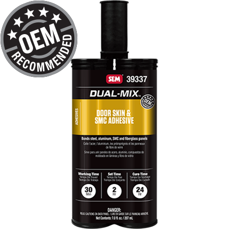 Dual-Mix™ Door Skin & SMC Adhesive - 39337