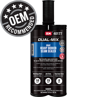 Dual-Mix™ Heavy Bodied Seam Sealer - 40177