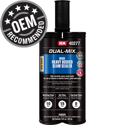 Dual-Mix™ Heavy Bodied Seam Sealer - 40277