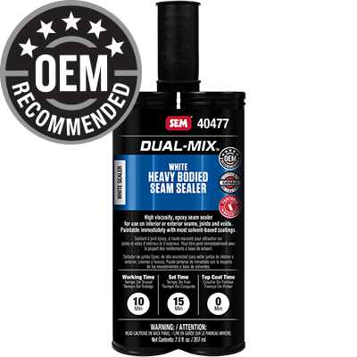Dual-Mix™ Heavy Bodied Seam Sealer - 40477