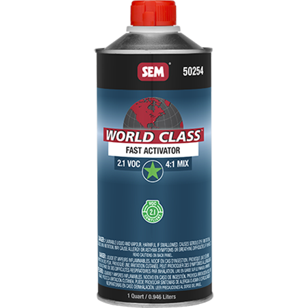 World Class™ 2.1 VOC Production Clearcoat - 50254