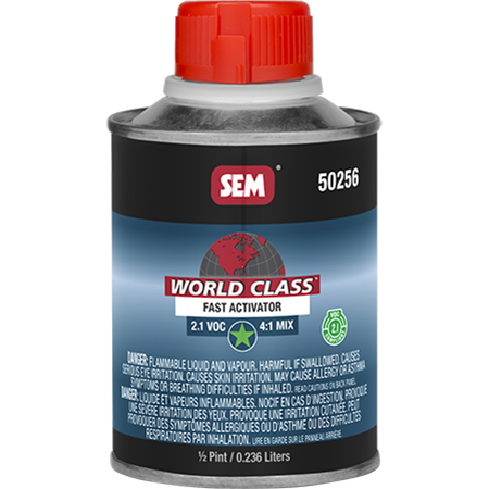 World Class™ 2.1 VOC Production Clearcoat - 50256