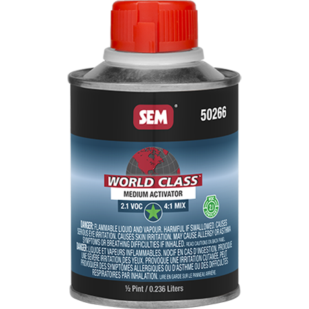 World Class™ 2.1 VOC Production Clearcoat - 50266