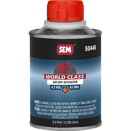 World Class™ 4.2 VOC Universal Clearcoat - 50446