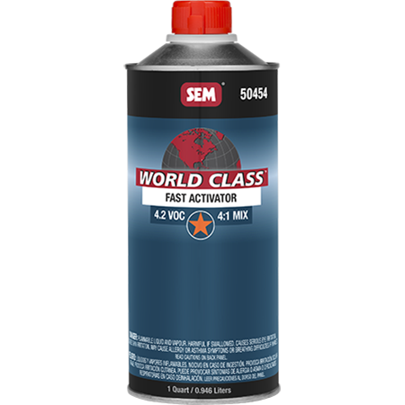 World Class™ 4.2 VOC Universal Clearcoat - 50454
