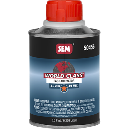 World Class™ 4.2 VOC Universal Clearcoat - 50456