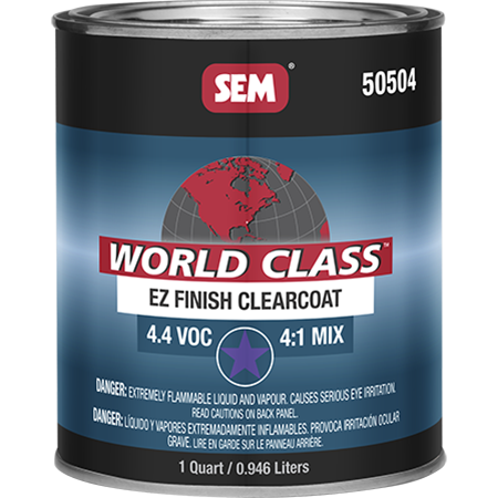 World Class™ EZ Finish™ Clearcoat - 50504