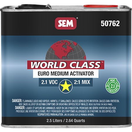 World Class™ 2.1 VOC Euro Clear - 50762