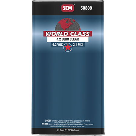 World Class™ 4.2 VOC Euro Clear - 50809