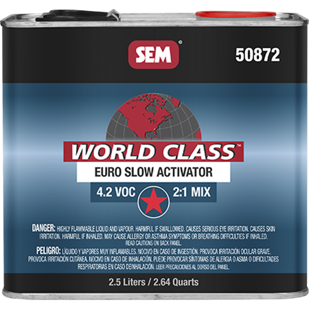 World Class™ 4.2 VOC Euro Clear - 50872