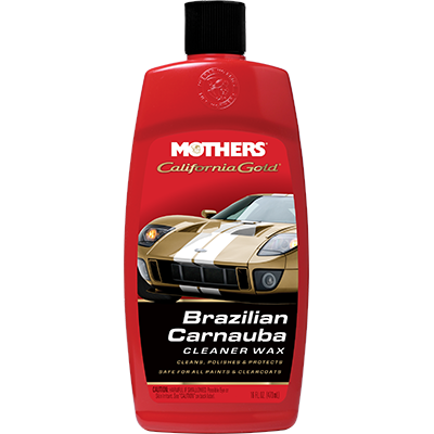 Mothers® California Gold® Brazilian Carnauba Cleaner Wax - MOT.05701