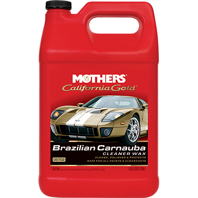 Mothers® California Gold® Brazilian Carnauba Cleaner Wax - MOT.05702