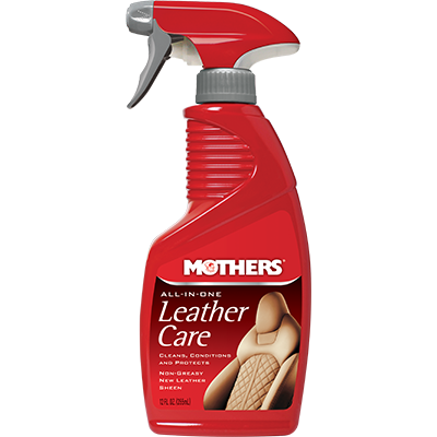 Mothers® All-In-One Leather Care - MOT.06512