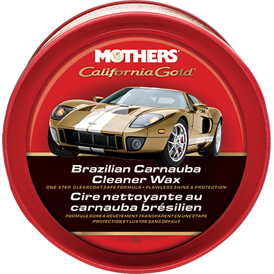 Mothers® California Gold® Brazilian Carnauba Cleaner Wax - MOT.35500