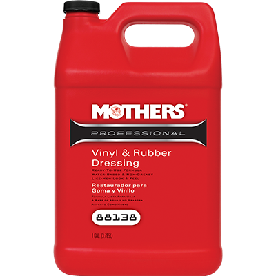 Mothers® Professional Vinyl & Rubber Dressing - MOT.88138