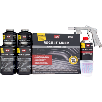 Rock-It Liner™ Kits