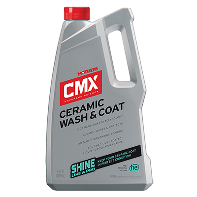 Mothers® CMX® Ceramic Wash & Coat