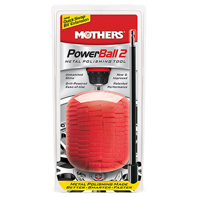 Mothers® PowerBall 2®