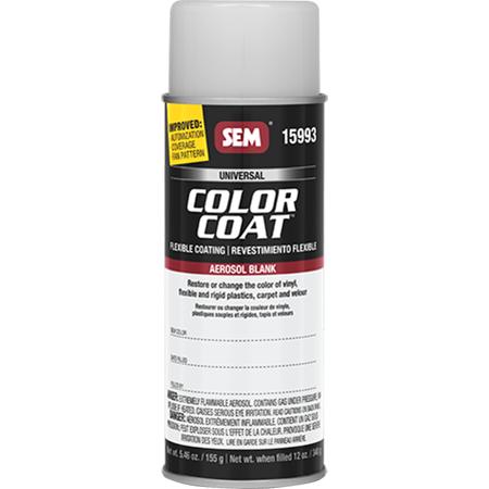 Universal Color Coat™ Blanks