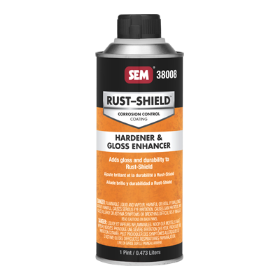 Rust Shield™ Hardener and Gloss Enhancer