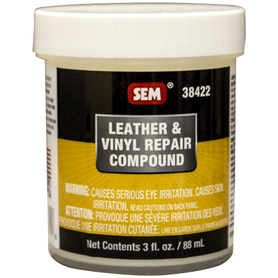 leather vinyl repair compound compound sem products. Black Bedroom Furniture Sets. Home Design Ideas