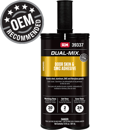 Dual-Mix™ Door Skin & SMC Adhesive