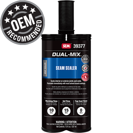 Dual-Mix™ Seam Sealer