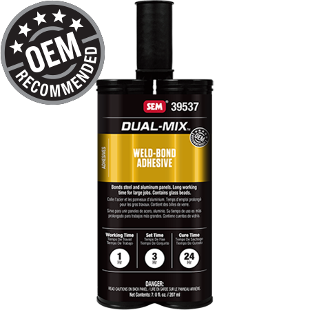 Dual-Mix™ Weld-Bond Adhesive
