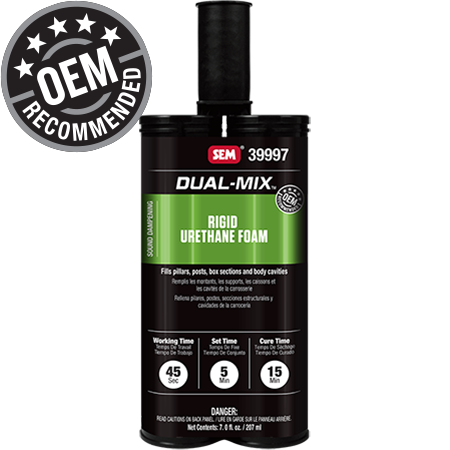 Dual-Mix™ Rigid Urethane Foam