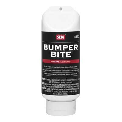 Bumper Bite™ Flexible Glaze