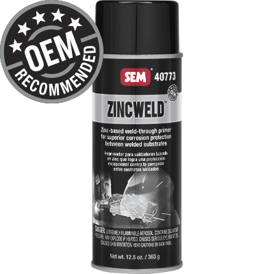 Featured Product, Zincweld™
