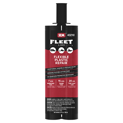 Fleet Line™ Flexible Plastic Repair