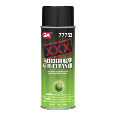 XXX Waterborne Gun Cleaner - Discontinued