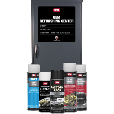 OEM Refinishing System™ Center