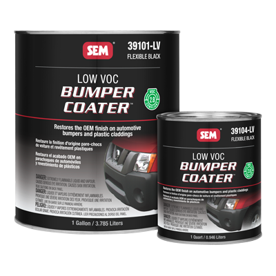 Low VOC Bumper Coater™