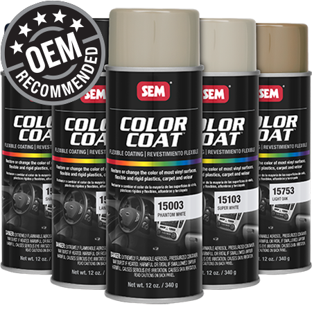 Color Coat™ Aerosols