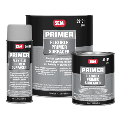 Flexible Primer Surfacer