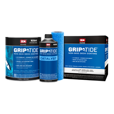 GripTide™ Non-Skid Deck Coating