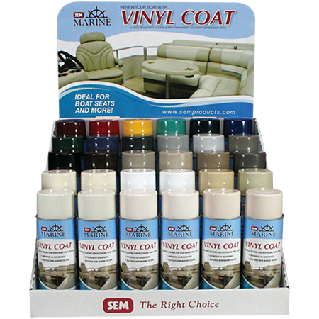 Marine Vinyl Coat 30 Can Assortment