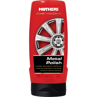 Mothers® California Gold® Metal Polish