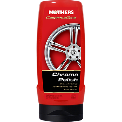 Mothers® California Gold® Chrome Polish