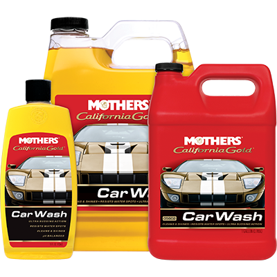 Mothers® California Gold® Car Wash