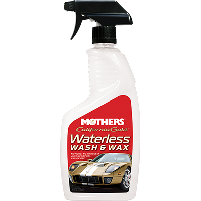 Mothers® California Gold® Waterless Wash & Wax